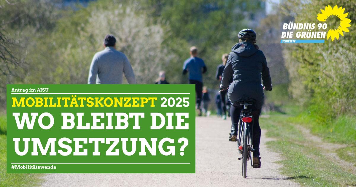 Mobilitätskonzept 2025: Wie ist der Umsetzungsstand?