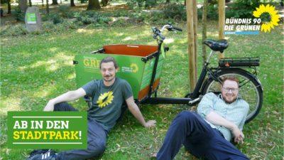 Ab in den Stadtpark! @ Stadtpark Schwerte