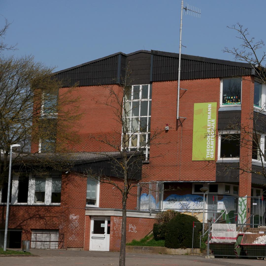 Stellungnahme zum Neubau der Theodor-Fleitmann-Gesamtschule
